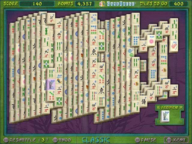 Mah Jong Medley Screenshot 3