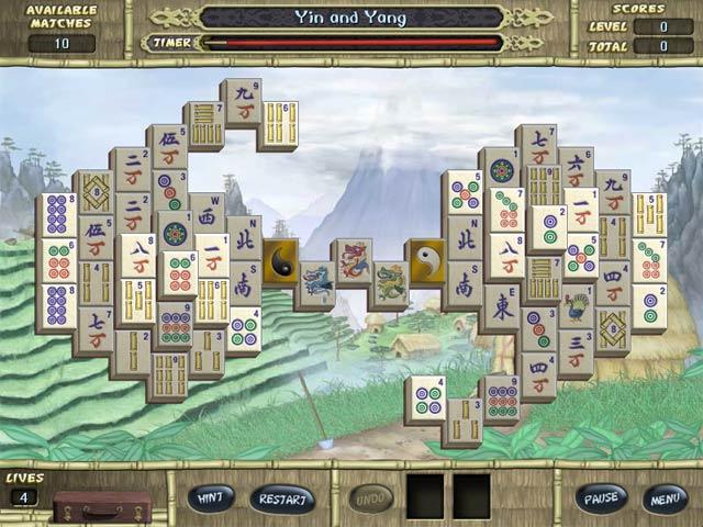 Mah Jong Quest Screenshot 1