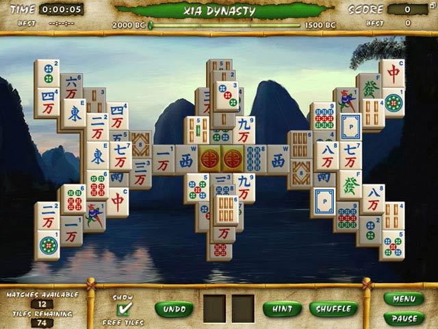 Mahjong Escape Screenshot 1