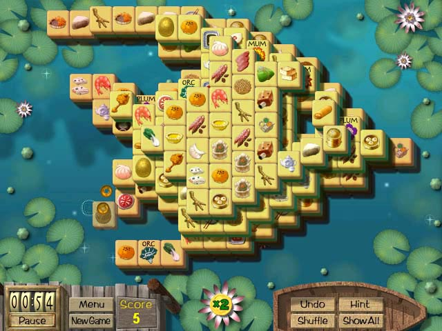 Mahjong Garden To Go Screenshot 4