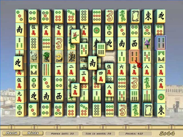 Mahjong The Endless Journey Screenshot 1