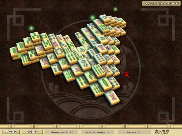 Mahjong The Endless Journey Screenshot 4