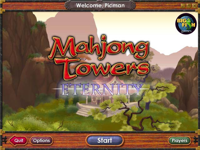 Mahjong Towers Eternity Screenshot 1
