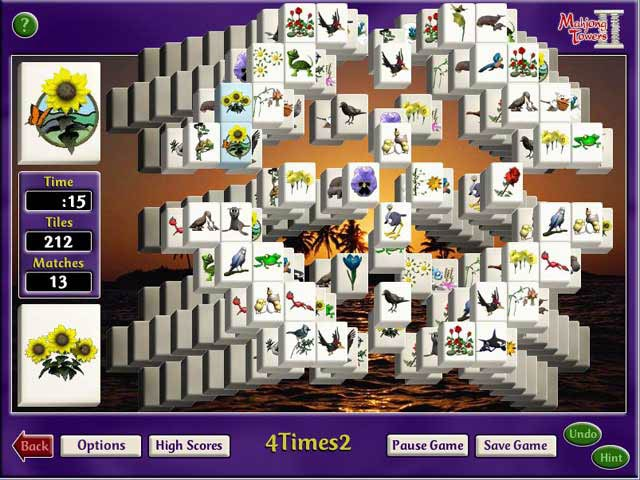 Mahjong Towers II Screenshot 2