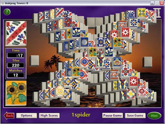 Mahjong Towers II Screenshot 3