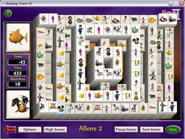 Mahjong Towers II Screenshot 4