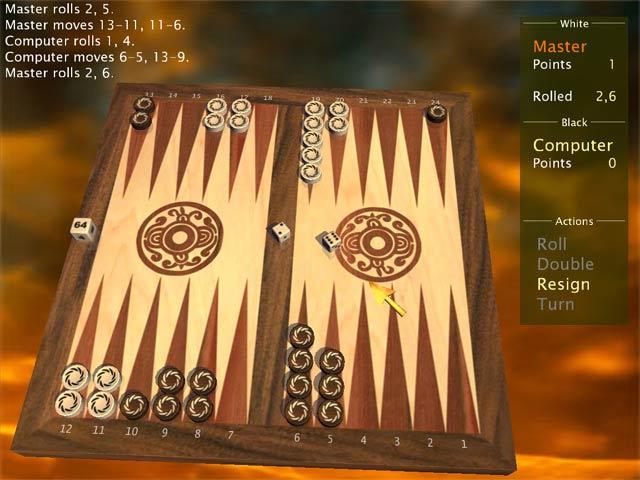 MaxGammon Screenshot 3