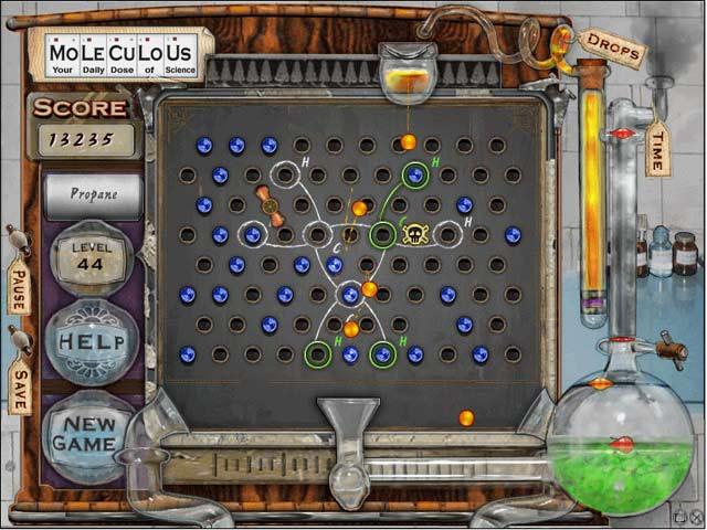 Moleculous Screenshot 1