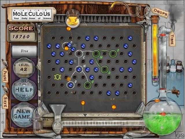 Moleculous Screenshot 3