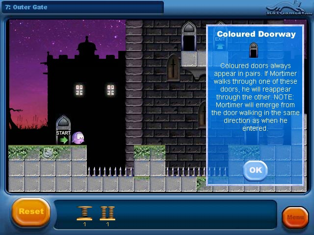 Mortimer and the Enchanted Castle Screenshot 2