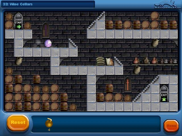 Mortimer and the Enchanted Castle Screenshot 4