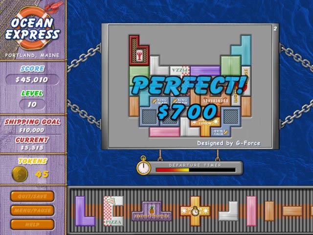Ocean Express Screenshot 4