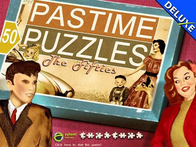 Pastime Puzzles Screenshot 1