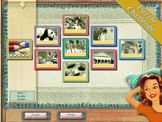 Pastime Puzzles Screenshot 3