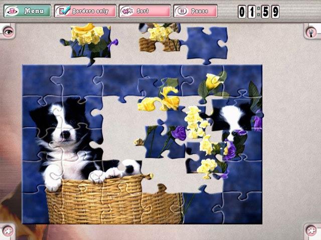 Pastime Puzzles Screenshot 4