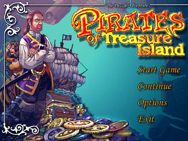 Pirates of Treasure Island Screenshot 1