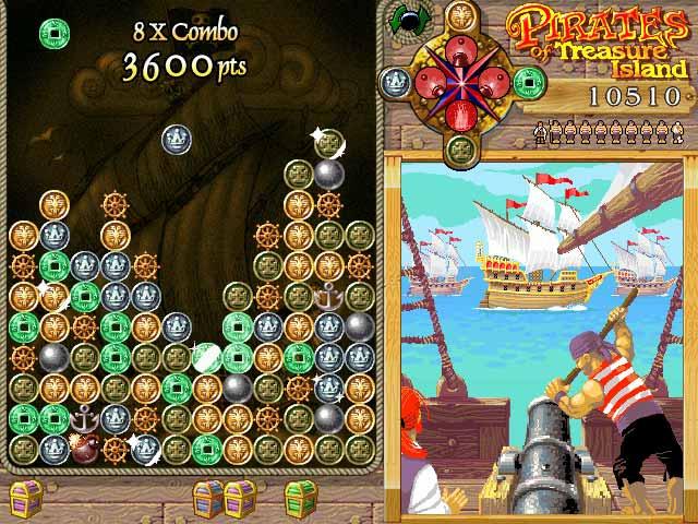 Pirates of Treasure Island Screenshot 3