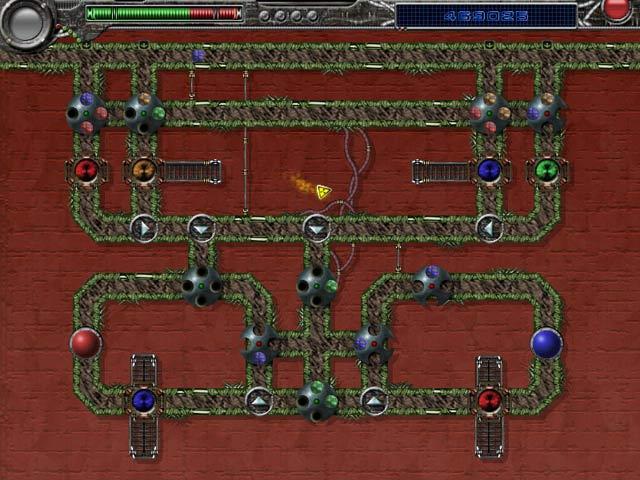 Psychoballs Screenshot 2