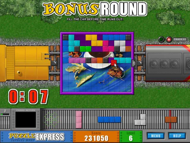 Puzzle Express Screenshot 2