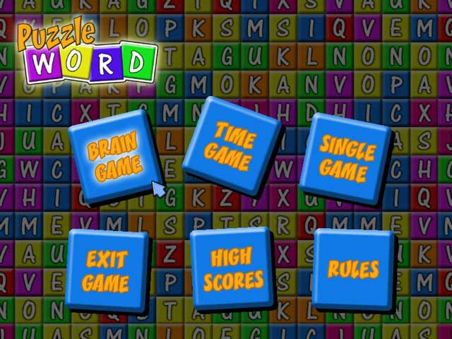 Puzzle Word Screenshot 1