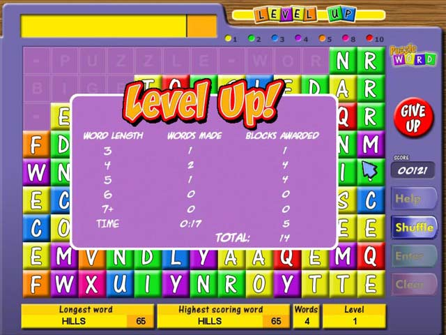 Puzzle Word Screenshot 2