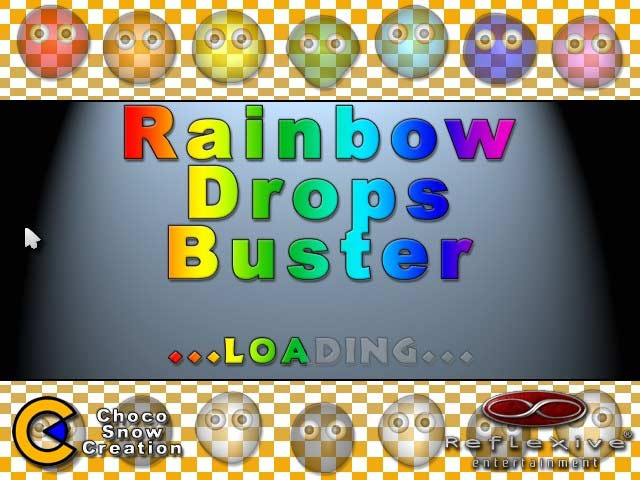 Rainbow Drops Buster Screenshot 1
