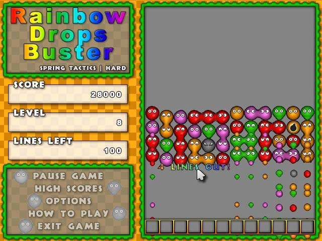 Rainbow Drops Buster Screenshot 3