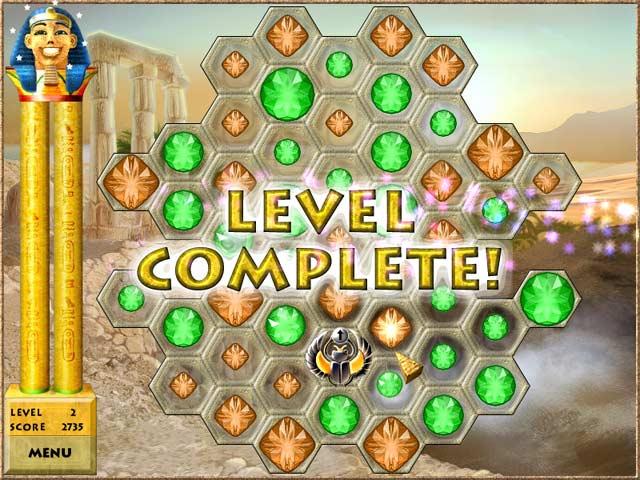 Scarabs of Pharaoh Screenshot 1