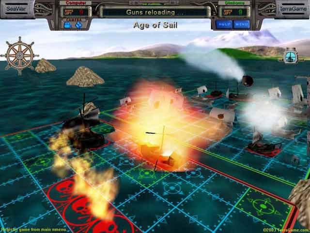Sea War: The Battles 2 Screenshot 1