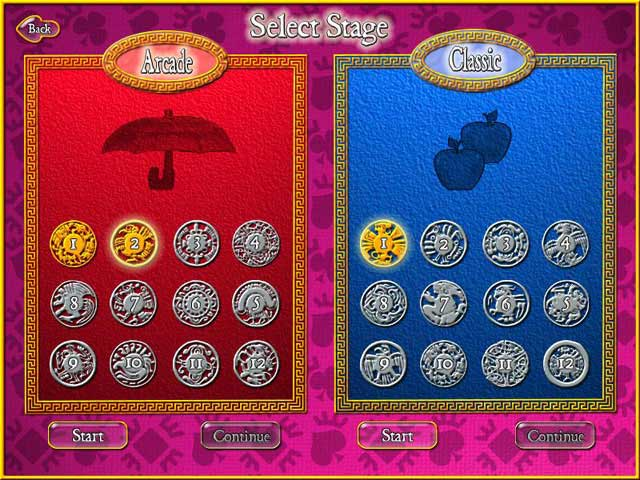 Shape Solitaire Screenshot 2