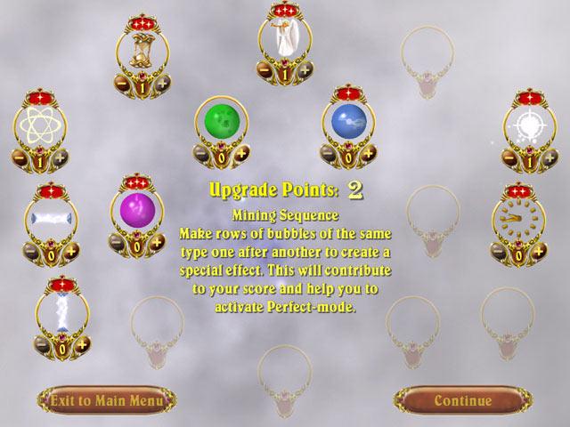 Sky Bubbles Deluxe Screenshot 2