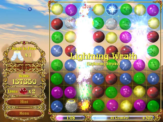 Sky Bubbles Deluxe Screenshot 4