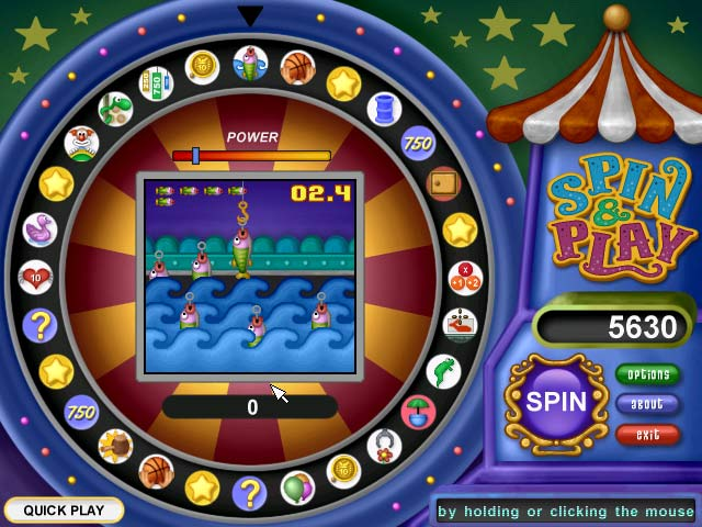 Spin & Play Screenshot 4