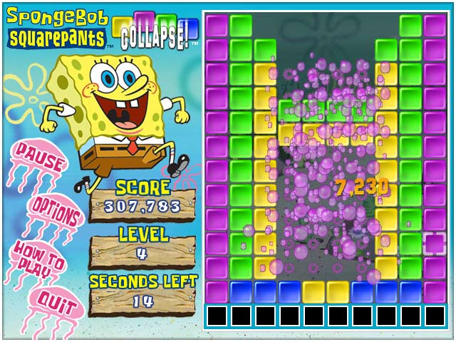 Spongebob Collapse Screenshot 4