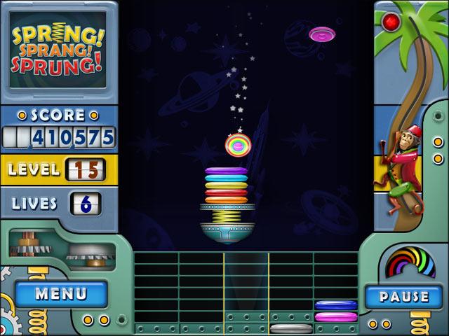 Spring, Sprang, Sprung Screenshot 3