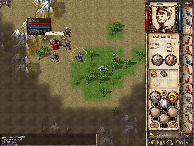 Styrateg Screenshot 1