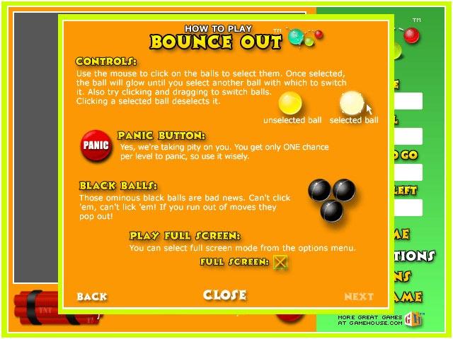 Super Bounce Out Screenshot 3