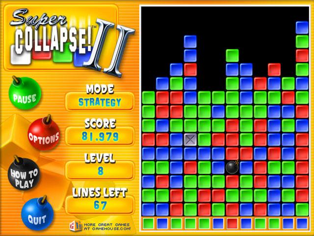 Super Collapse II Screenshot 1