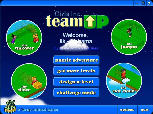 TeamUp Screenshot 4