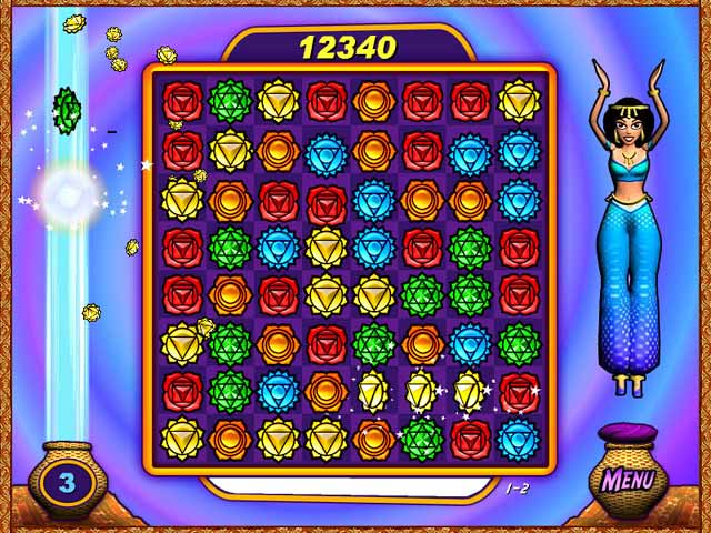 Temple of Jewels Screenshot 1