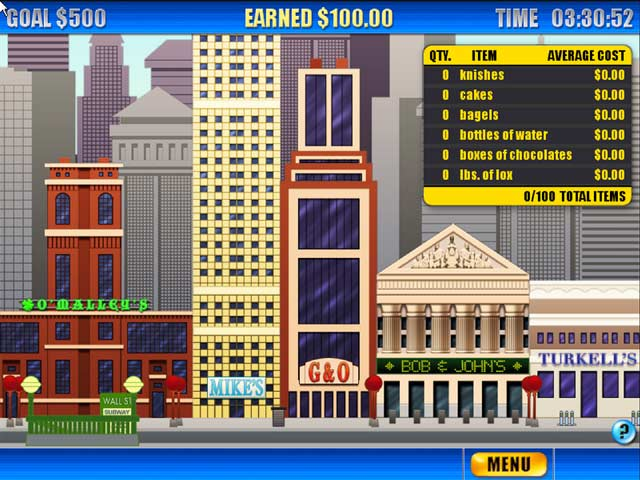 The Apprentice Screenshot 1