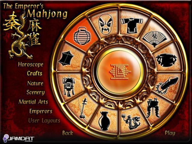 The Emperor's Mahjong Screenshot 2