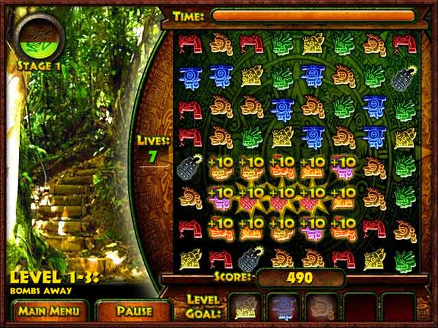 The Lost City of Gold Screenshot 2
