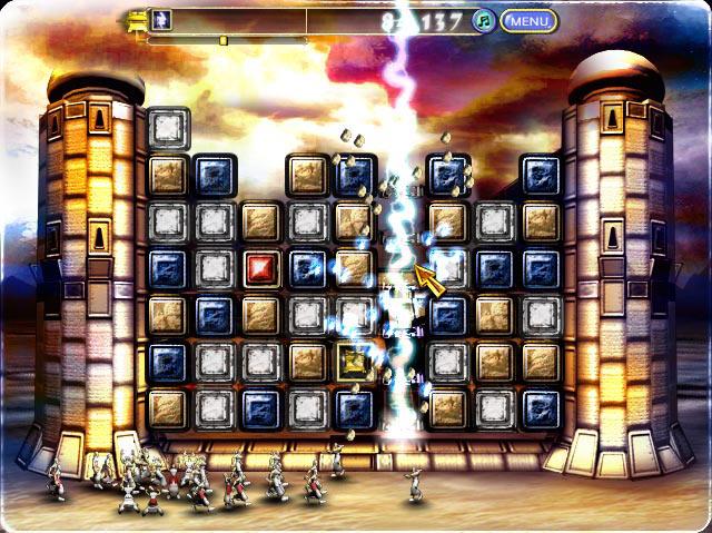 The Walls of Jericho Screenshot 1