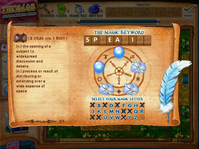 Thomas And The Magical Words Screenshot 2