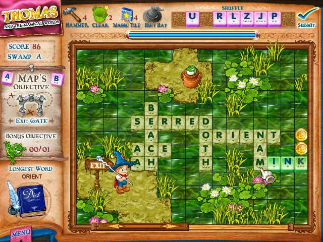 Thomas And The Magical Words Screenshot 4