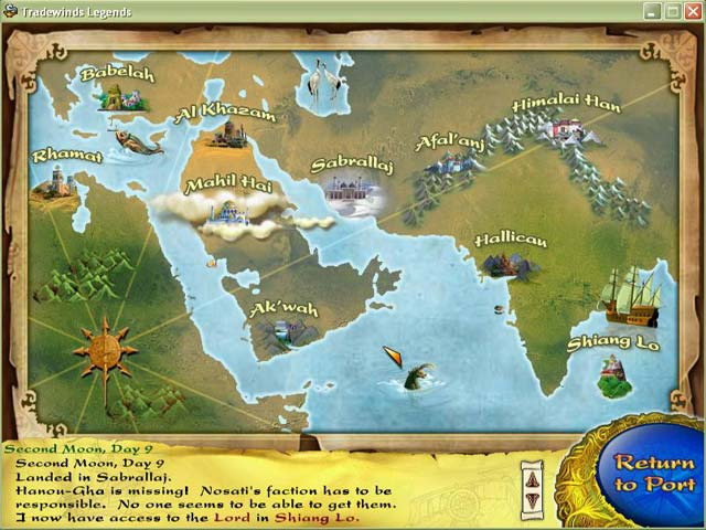 Tradewinds Legends Screenshot 2