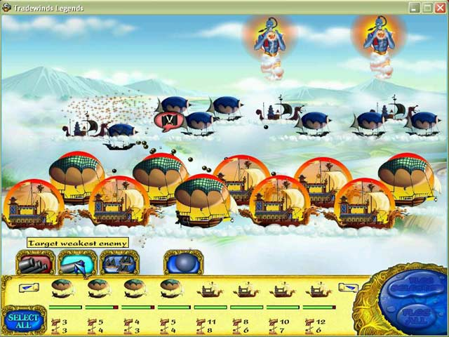 Tradewinds Legends Screenshot 4