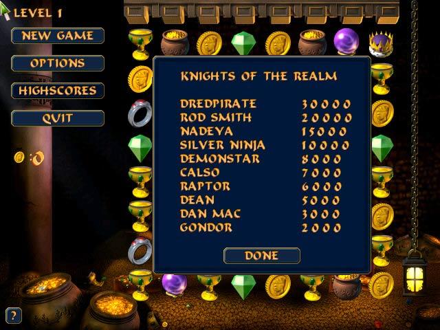 Treasure Fall Screenshot 2