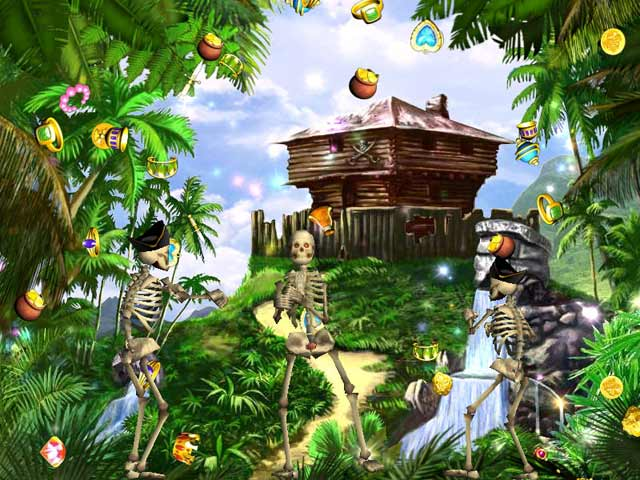 Treasure Island Screenshot 2
